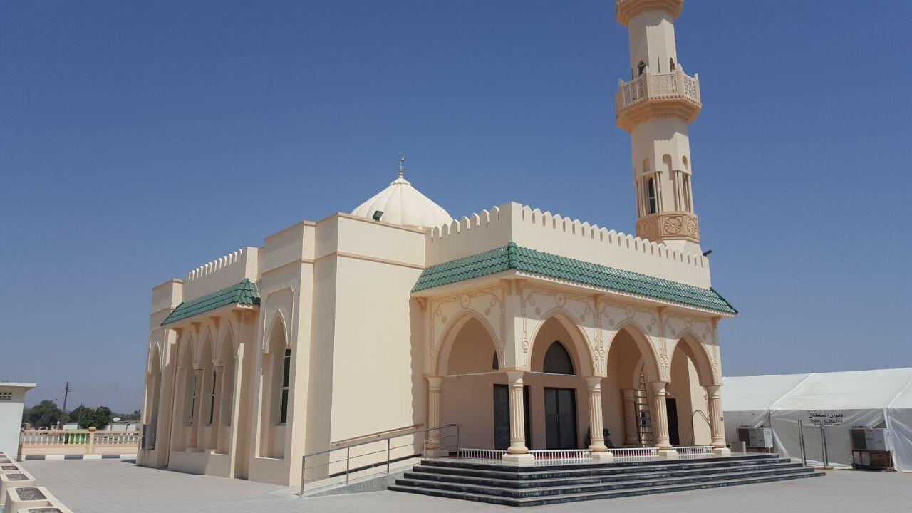 مسجد الشهيد حامد
